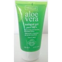 Cactus Care - Aloe Vera Natural Gel pure 100% 100ml Standtube hergestellt auf Gran Canaria - LAGERWARE