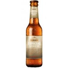 Dorada - Especial Seleccion de Trigo Cerveza Weizenbier 5,7% Vol. 330ml Glasflasche hergestellt auf Teneriffa - LAGERWARE