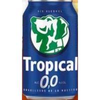 Tropical - 0,0 Cerveza Sin Alcohol alkoholfreies Bier 6x 330ml Dose hergestellt auf Gran Canaria - LAGERWARE