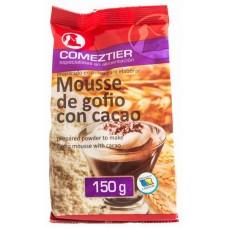 Comeztier - Mousse de Gofio con Cacao 150g hergestellt auf Teneriffa - LAGERWARE