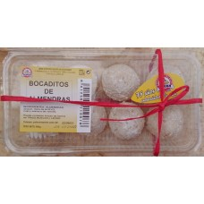 Dulceria Nublo - Bocaditos de Almendras 160g hergestellt auf Gran Canaria - LAGERWARE