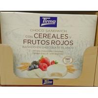 Tirma - Sandwich con cereales y frutos rojos 180g hergestellt auf Gran Canaria - LAGERWARE