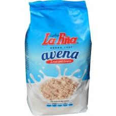 Gofio La Piña - Avena Instantanea Instant-Hafer Tüte 450g hergestellt auf Gran Canaria - LAGERWARE