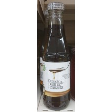 Cubaba - Extracto de Palma Canaria Savia de Palma Cocida Ecologico Bio-Palmenextrakt Flasche 305ml hergestellt auf La Gomera - LAGERWARE