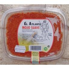 El Atlante - Mojo Suave getrocknete Gewürzmischung für Soßen 60g hergestellt auf Teneriffa - LAGERWARE