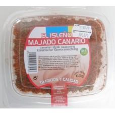 El Isleno - Majado Canario kanarische Gewürzmischung getrocknet 60g hergestellt auf Teneriffa - LAGERWARE