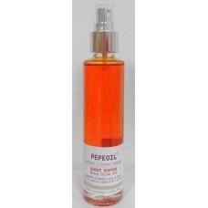 Pepeoil - Triple Picante Ghost Pepper extrem scharfes Würzöl ohne Eigengeschmack 25.000 SHU 100ml Spray hergestellt auf Gran Canaria - LAGERWARE