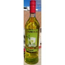 Baniks - Lime Juice Cordial Limettensaft-Konzentrat 1l hergestellt auf Gran Canaria - LAGERWARE