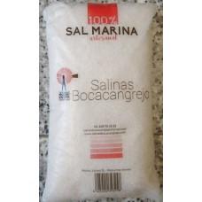Salinas Bocacangrejo - Sal Marina Meersalz 1kg Tüte hergestellt auf Gran Canaria - LAGERWARE