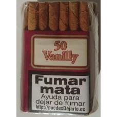 Cial Tabaguiver - Vanilly 50 Zigarillos Vanille-Aroma von Teneriffa - LAGERWARE