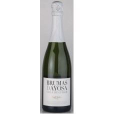 Brumas de Ayosa - Vino Espumoso Brut Nature Sekt 11,5% Vol. 750ml hergestellt auf Teneriffa - LAGERWARE