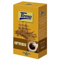 Tirma - Café Torrefacto Röstkaffee mit Espresso-Röstung gemahlen 250g hergestellt auf Gran Canaria - LAGERWARE
