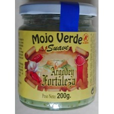 Argodey Fortaleza - Mojo Verde Suave grüne milde Mojo-Sauce 200g hergestellt auf Teneriffa - LAGERWARE