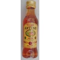 Artemi - Ronmiel Canario Ron Miel Honigrum 20% Vol. 40ml PET-Miniaturflasche hergestellt auf Gran Canaria - LAGERWARE