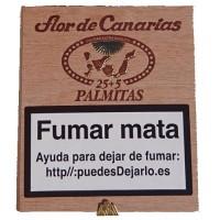 Flor de Canarias - 25+5 Palmitas Zigarillos von Teneriffa - LAGERWARE